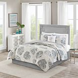 Madison Park Riviera Quilt Set