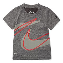Toddler Boy Nike Split Swoosh Graphic Tee