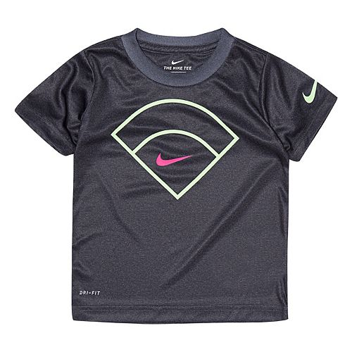 Toddler Boy Nike Baseball Dri-FIT Active Tee