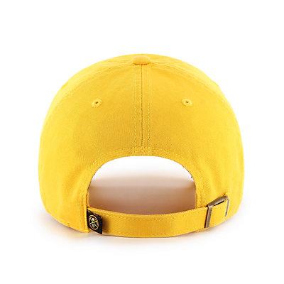 Adult '47 Brand Denver Nuggets Clean Up Adjustable Cap