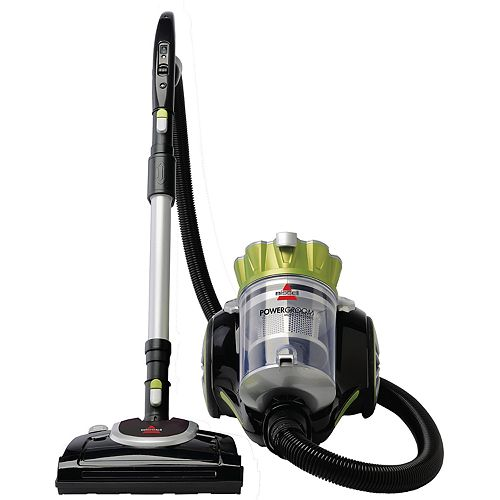 BISSELL Powergroom Multi-Cyclonic Canister Vacuum