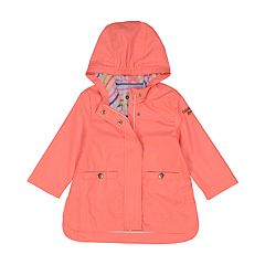 Toddler Girl OshKosh B'gosh® Lightweight Hooded Rain Jacket