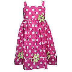 d52645c7d3c Baby Girl Blueberi Boulevard Dot Sundress