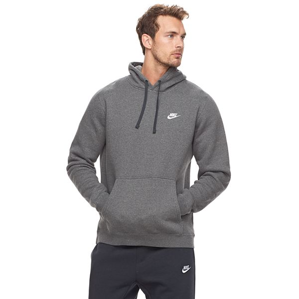 desierto Gladys Subvención  Men's Nike Sportswear Club Fleece Pullover Hoodie