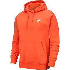 Men S Orange Hoodies Sweatshirts Kohl S