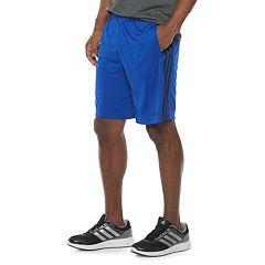 Men's adidas D2M 3-Stripe Shorts