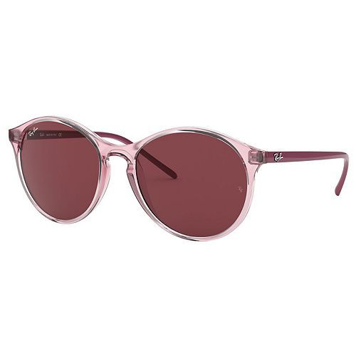 Ray-Ban RB4371 55mm Round Sunglasses