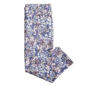 Women's Sonoma Goods For Life® Wide-Waist Midrise Capri Leggings