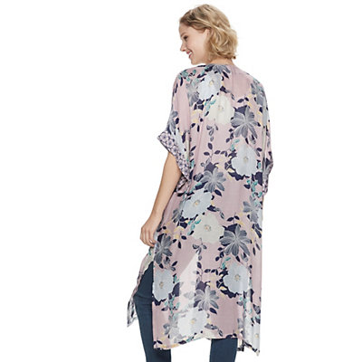 Women's SONOMA Goods for Life? Floral Duster