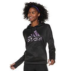 Women's adidas Team Issue Badge of Sport Hoodie