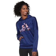 Women's adidas Team Issue Badge of Sport Hoodie