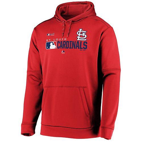 Men's St. Louis Cardinals Authentic Hoodie
