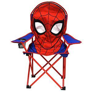 Marvel Spider-Man Kids Camp Chair