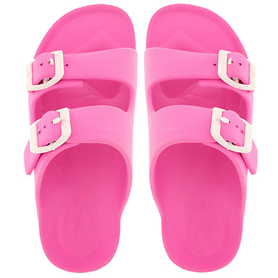 Girls 4-10 Elli by Capelli Double Buckle Sandals