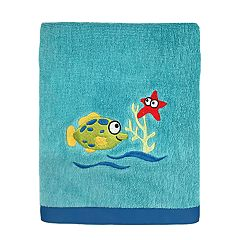 Allure Home Fish Tails Hand Towel