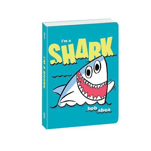 Kohl's Cares I'm A Shark Board Book