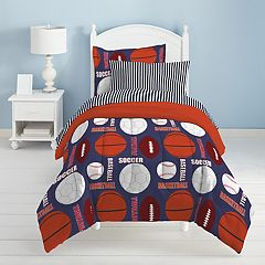 Dream Factory Sports Bedding Set