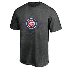 8f8b36b5 Men's Majestic Chicago Cubs Just Getting Started Graphic Tee