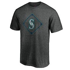 Men's Majestic Seattle Mariners Just Getting Started Graphic Tee