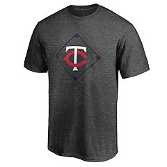 Men's Majestic Minnesota Twins Just Getting Started Graphic Tee