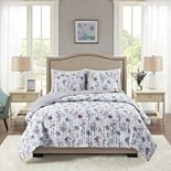 Madison Park Essentials Quilt Set with Shams