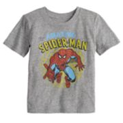 Toddler Boy Jumping Beans® Marvel Spider-Man Graphic Tee