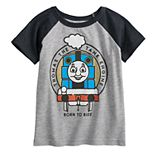 Toddler Boy Jumping Beans® Thomas the Train Raglan Graphic Tee