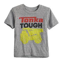 Toddler Boy Jumping Beans® 'Tonka Tough' Graphic Tee