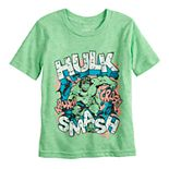 Toddler Boy Jumping Beans® Marvel The Hulk Graphic Tee