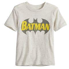 Toddler Boy Jumping Beans® DC Comics Batman Logo Tee