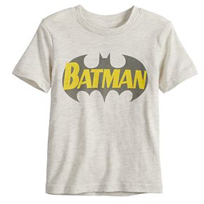 Toddler Boy Jumping Beans® DC Comics Batman Logo Tee