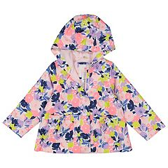 Baby Girl Carter's Midweight Floral Jacket