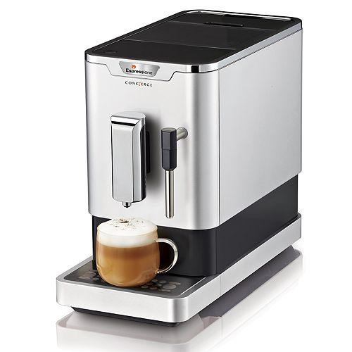 Espressione Concierge Fully Automatic Bean-To-Cup Espresso Machine