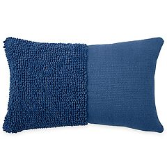 Peri Double Textured Throw Pillow