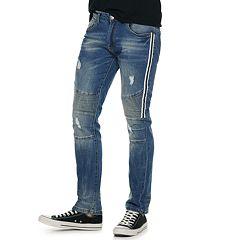 Men's XRAY Moto Slim-Fit Jeans