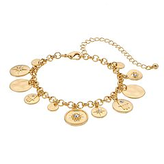 SONOMA Goods for Life™ Multi Charm Bracelet