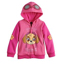 Toddler Girl Paw Patrol Skye Graphic Hoodie