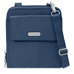 Baggallini RFID Blocking Travel Crossbody