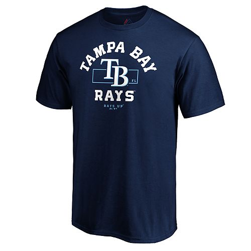 Men's Tampa Bay Rays Primary Objective Graphic Tee