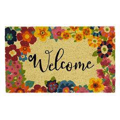 Mohawk® Home Welcome Spring Garden Doormat