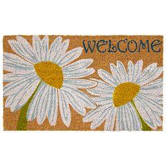 Mohawk® Home Dual Daisies Doormat