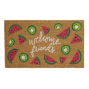 Mohawk® Home Watermelon Friends