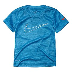 Toddler Boy Nike Swoosh Dri-FIT Active Tee