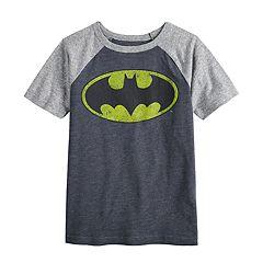 Boys 4-10 Jumping Beans® DC Comics Batman Raglan Graphic Tee