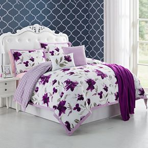 Company Ellen Tracy Reversible Monterrey Comforter Set