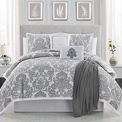 Company Ellen Tracy Reversible Adalisa Comforter Set