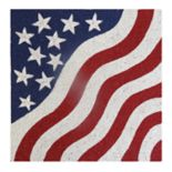 Celebrate Americana Together Beaded Americana Placemat
