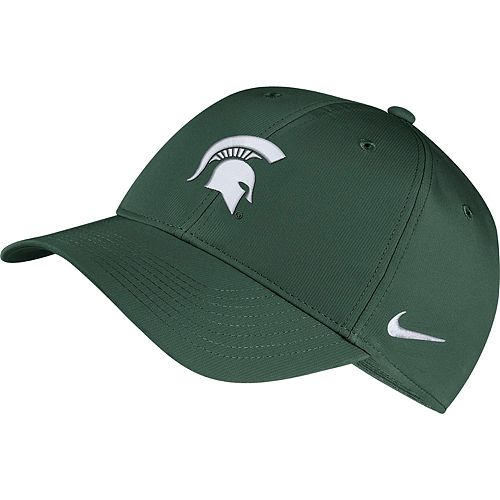 Adult Nike Michigan State Spartans Legacy Adjustable Cap
