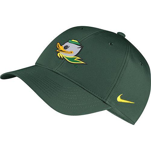Adult Nike Oregon Ducks Legacy Adjustable Cap