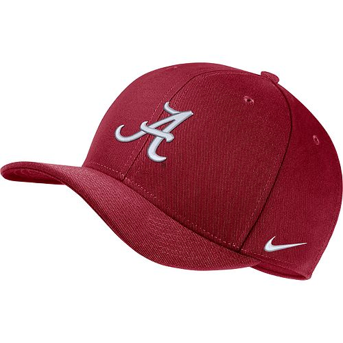 buying now well known no sale tax Adult Nike Alabama Crimson Tide Classic Flex-Fit Cap